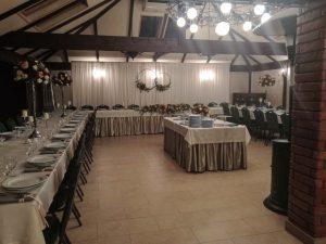 Restauracja u Wokulskiego - sala biesiadna