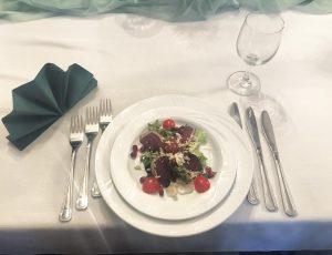 Restauracja u Wokulskiego - sala restauracyjna